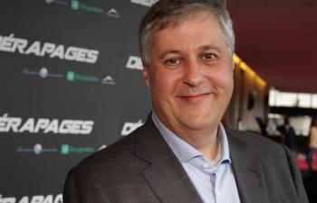 Paul Arcand parle de Dérapages