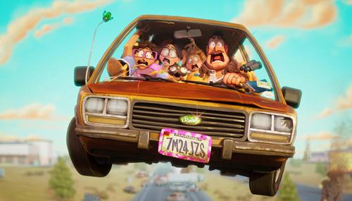 Le film d'animation Connected acquis par Netflix