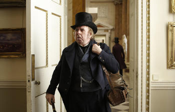 Sorties DVD : Mr. Turner