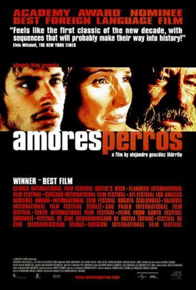 AMOURS CHIENNES (2000) - Film - Cinoche.com