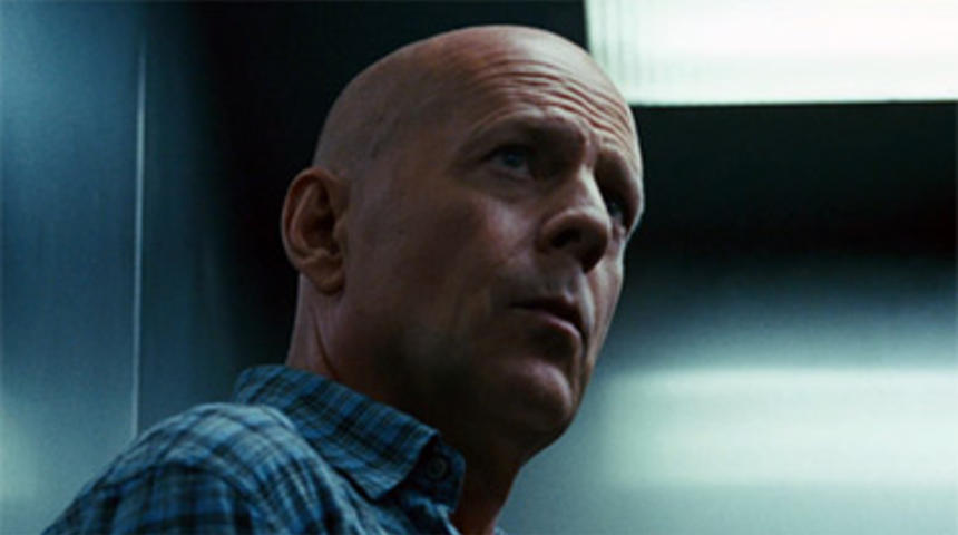 Pré-bande-annonce pour A Good Day to Die Hard