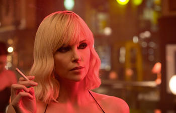 Nouveautés : Atomic Blonde et The Emoji Movie