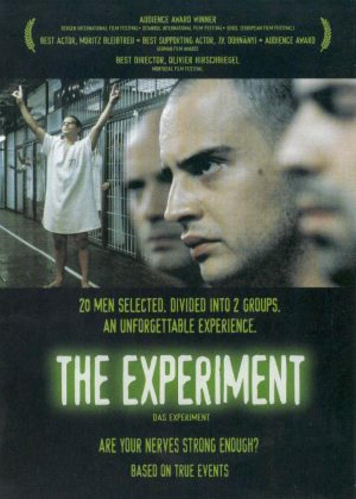 L'EXPÉRIENCE (2001) - Film - Cinoche.com