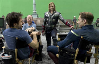 The Avengers aussi offert en 3D