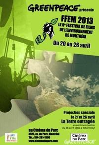 Le 5e festival de films de l'environnement de Montréal