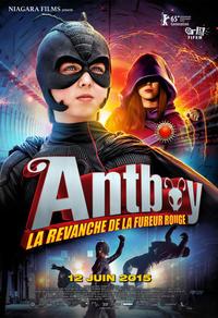 Antboy : La revanche de la fureur rouge