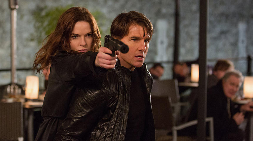 Nouveautés : Mission: Impossible - Rogue Nation