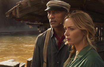 Dwayne Johnson et Emily Blunt s'illustrent dans la bande-annonce officielle de Jungle Cruise