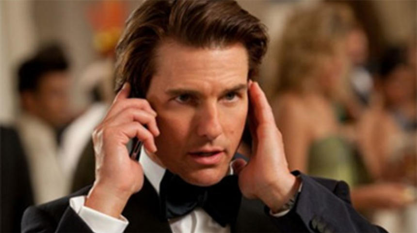 Tom Cruise signe pour Mission: Impossible 5