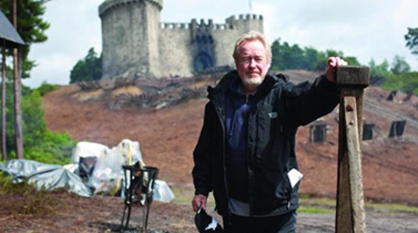 Découvrez les projets de Ridley Scott