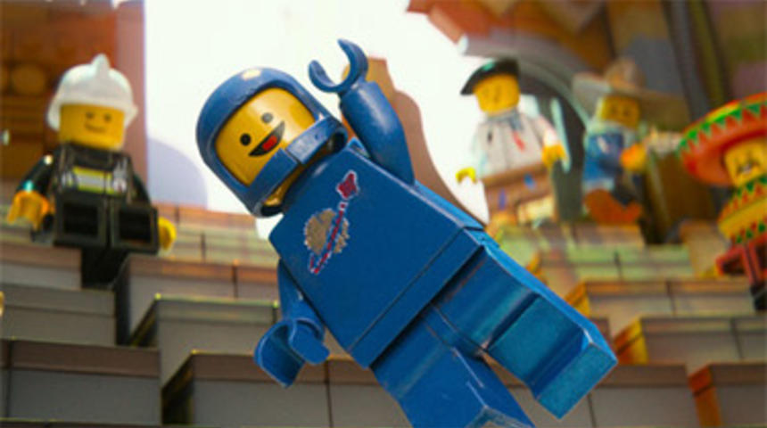 Box-office nord-américain : The Lego Movie toujours premier