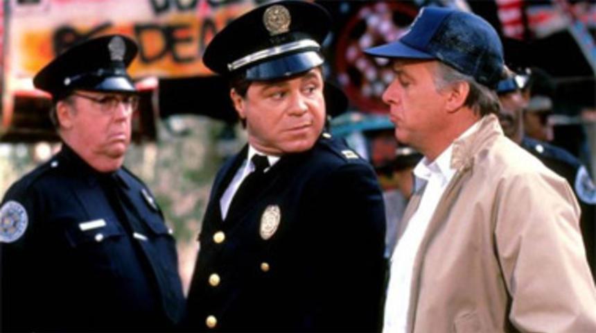 Le retour de Police Academy