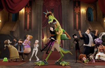 Bande-annonce : Vos personnages favoris sont de retour dans Hotel Transylvania: Transformania
