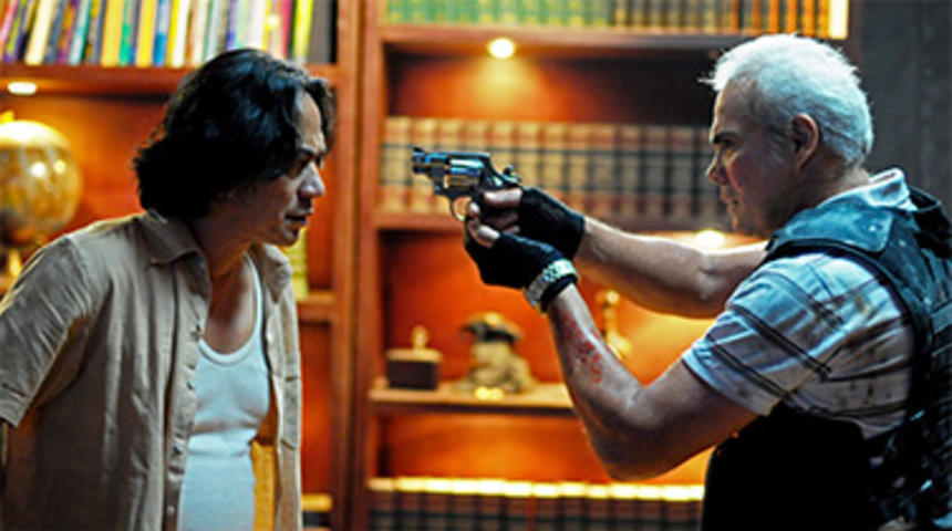 Patrick Hughes réalisera le remake du film The Raid