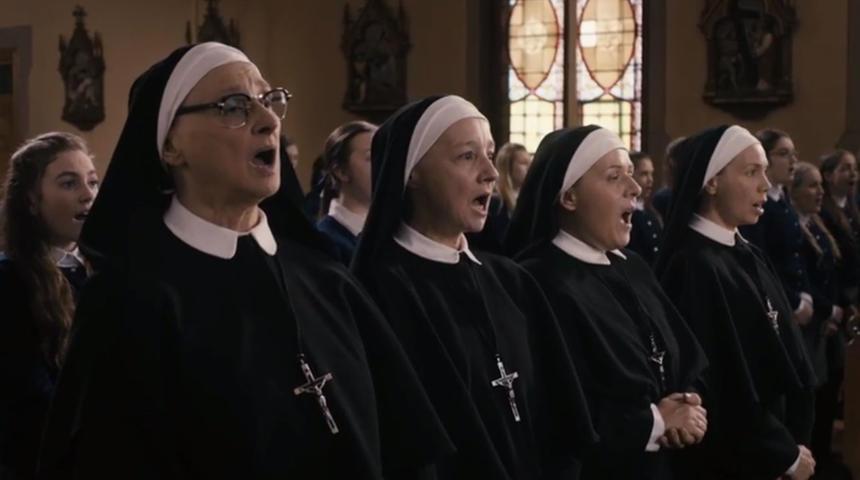 Bande-annonce du film québécois La Passion d'Augustine