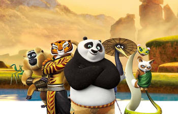 Box-office nord-américain : Kung Fu Panda 3 conserve la tête