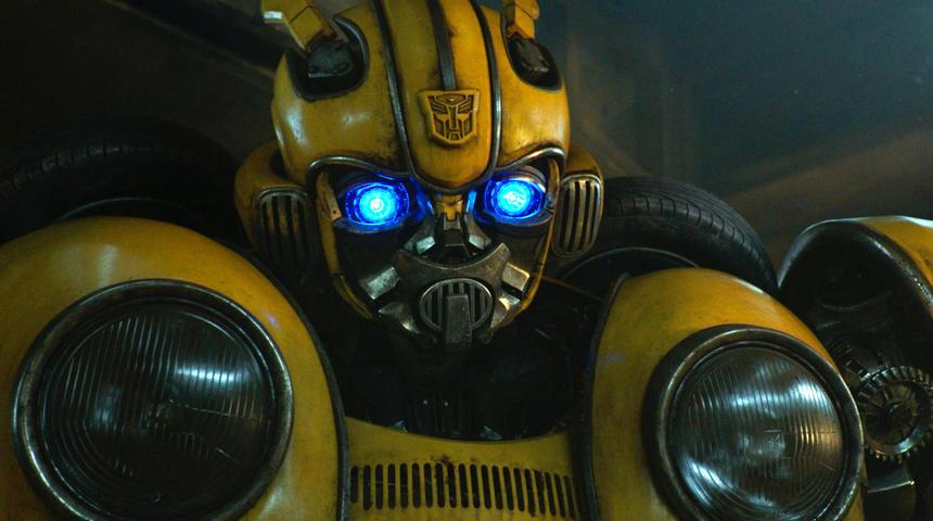 Bumblebee : La première bande annonce du spin-off de Transformers