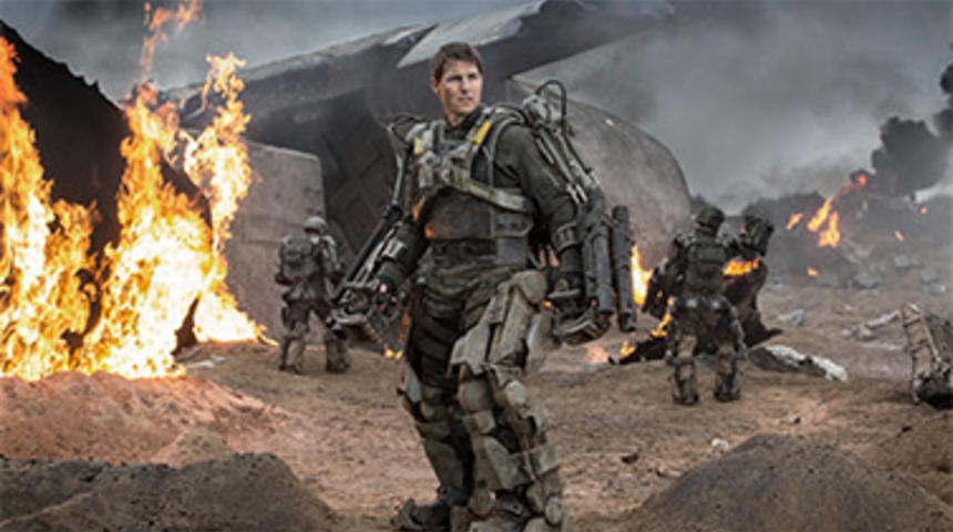 Sorties DVD : Edge of Tomorrow