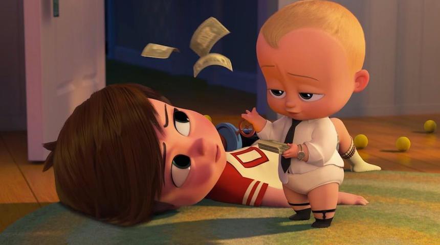 Sorties Blu-Ray et DVD : The Boss Baby