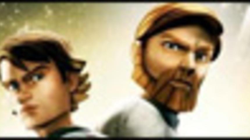 Affiche du film Star Wars: The Clone Wars
