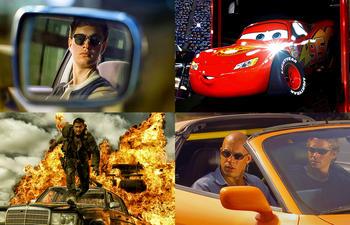L'automobile au cinéma : les films marquants