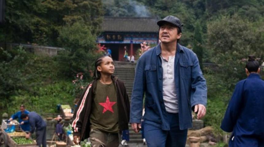 Sorties DVD : The Karate Kid