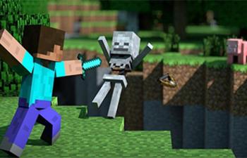 Warner prépare un film sur Minecraft