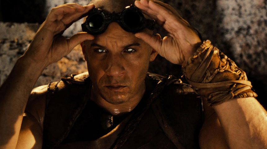 Box-office nord-américain : Riddick en tête