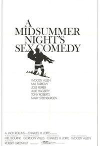 Comédie érotique d'une nuit d'été