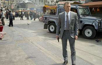 Box-office québécois : 007 Skyfall se hisse en première place