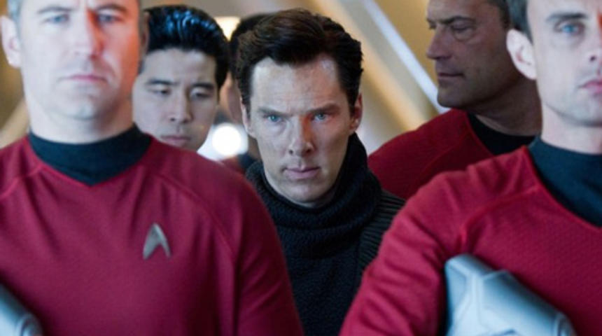 Sorties DVD : Star Trek Into Darkness