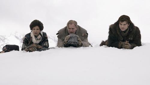 Sorties à la maison : Solo: A Star Wars Story