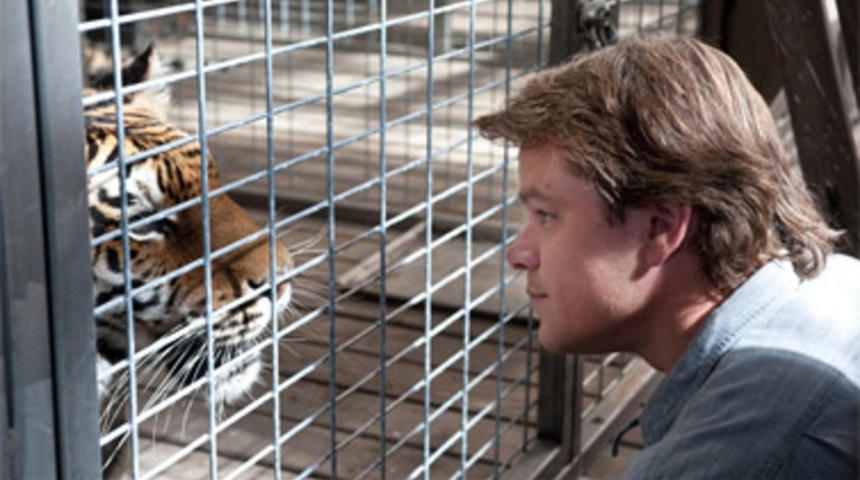Sorties DVD : We Bought a Zoo