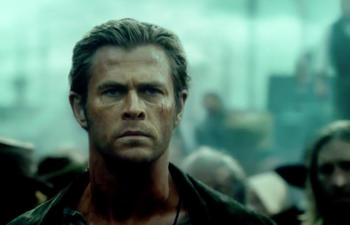 Première bande-annonce de In the Heart of the Sea avec Chris Hemsworth