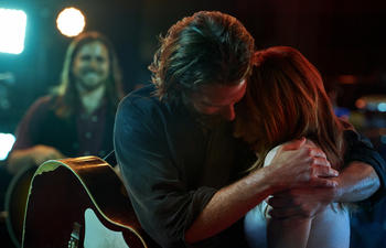 Oscars 2019 : Lady Gaga, Bradley Cooper et le film A Star is Born se démarquent