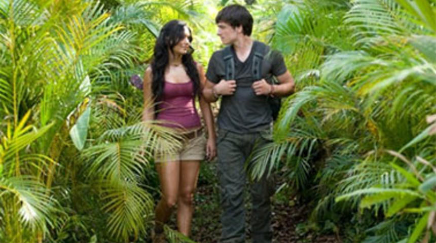 Sorties DVD : Journey 2: The Mysterious Island