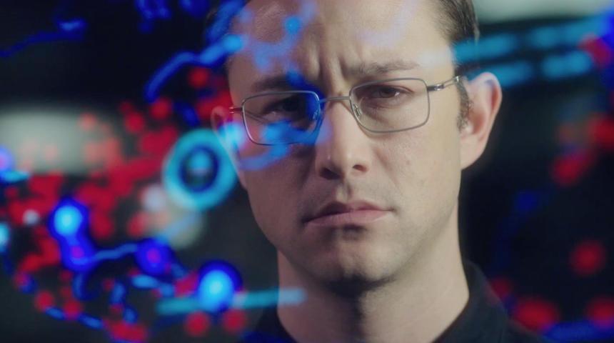 Bande-annonce officielle de Snowden avec Joseph Gordon-Levitt