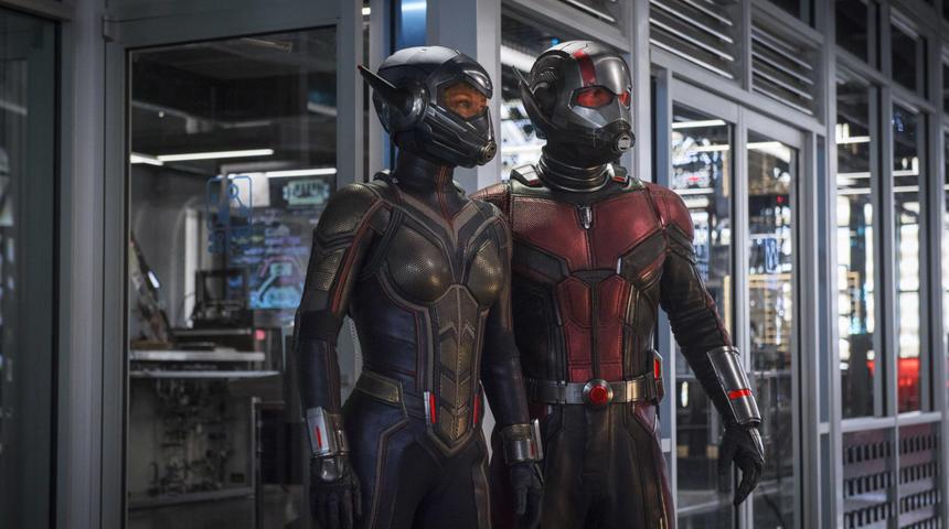 Découvrez la bande-annonce en français de Ant-Man et la Guêpe