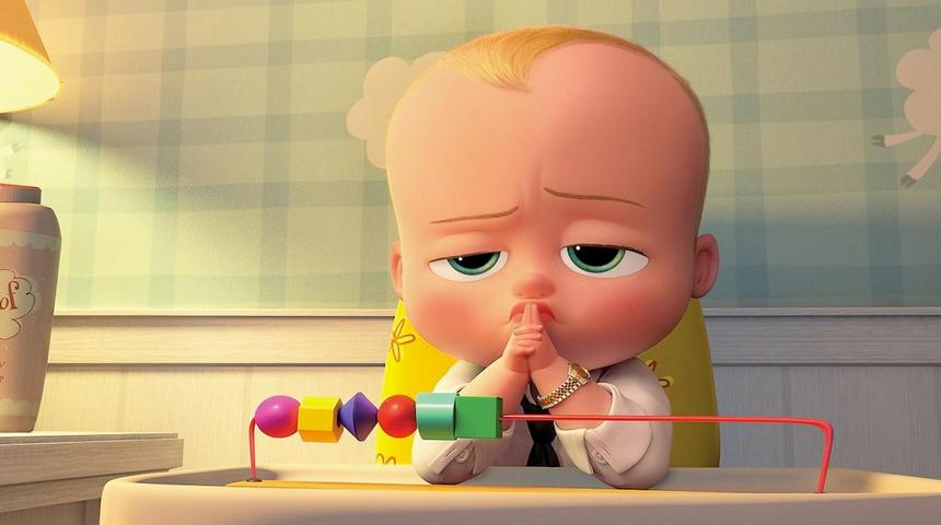 Découvrez les premières images de Boss Baby 2