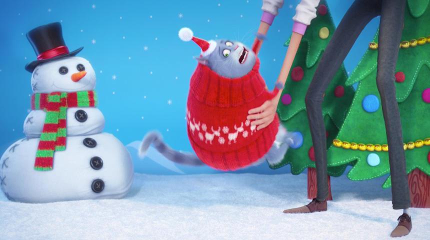 Hilarante bande-annonce de Noël de The Secret Life of Pets