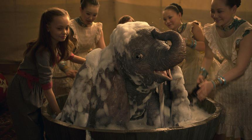 Box-office nord-américain : Dumbo amasse un peu moins qu'espéré