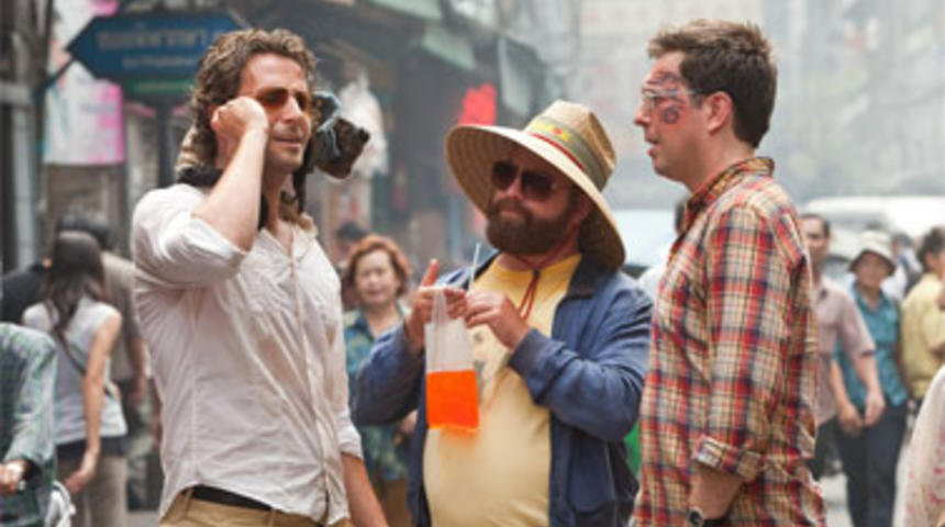 Todd Phillips pense déjà à The Hangover 3