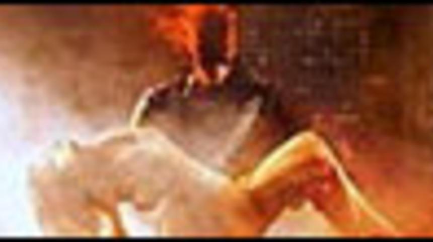 L'affiche de Ghost Rider