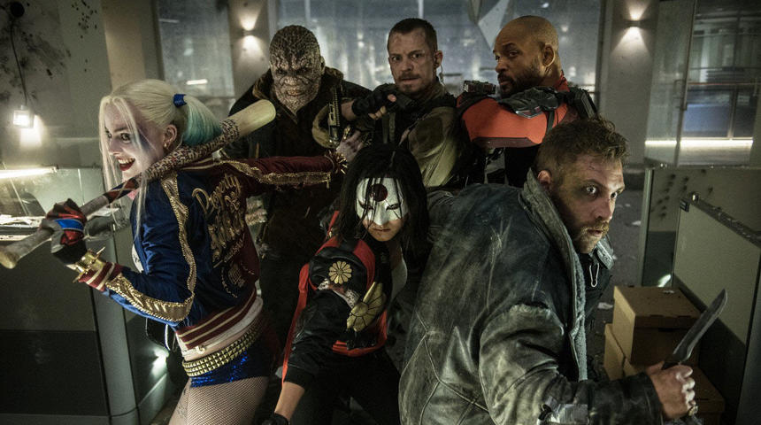 Box-office québécois :  Suicide Squad domine toujours
