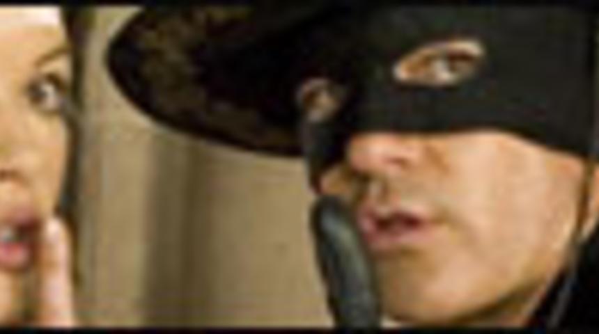Des images de Zorro!