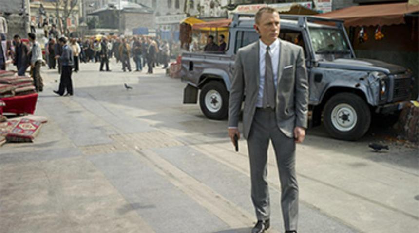 Box-office québécois : 007 Skyfall se hisse en première place