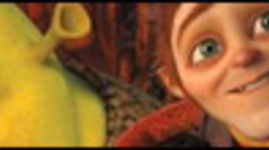 Première image de Shrek Forever After