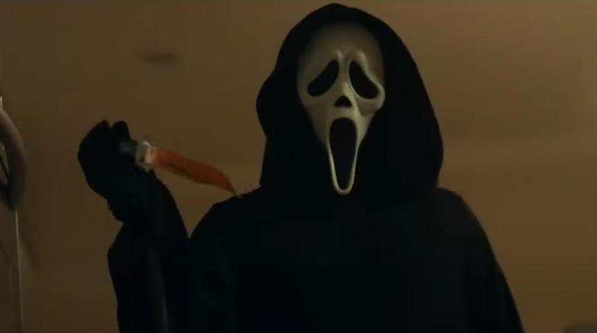 Une première bande-annonce pour le cinquième épisode de la série Scream