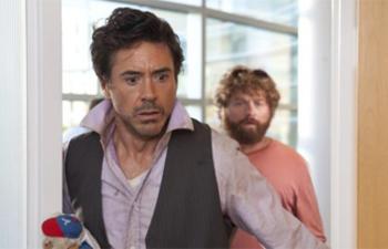 Robert Downey Jr. s'intéresse au U.S.S. Indianapolis