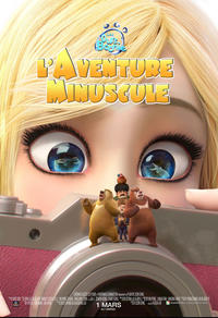 Ours Boonie - L'aventure minuscule